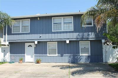 Bayou Vista Single Family Home For Sale: 579 Warsaw Street