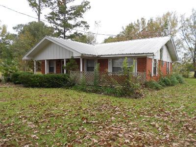 Trinity County Single Family Home For Sale: 1125 Rainey Street