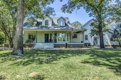 Conroe Farm & Ranch For Sale: 12878 Nicholson Road