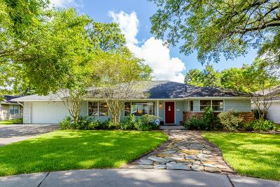 Bellaire Single Family Home For Sale: 5226 Maple Street