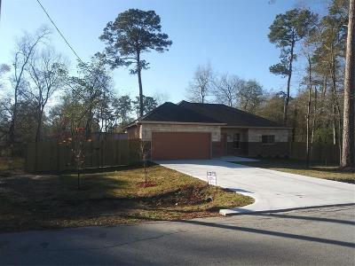 Houston Single Family Home For Sale: 1523 Big Deer Drive