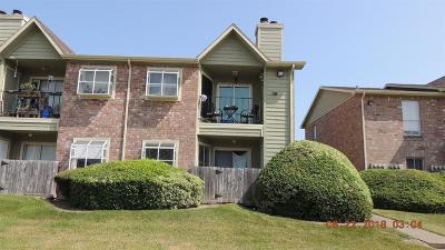 Webster Condo/Townhouse For Sale: 18800 Egret Bay Boulevard #809