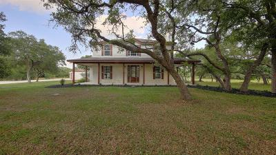 Spring Branch Single Family Home For Sale: 1461 Acacia Parkway