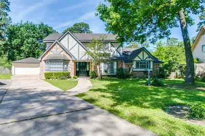Houston Single Family Home For Sale: 11735 Fawnview Drive