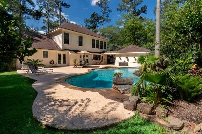 Spring Single Family Home For Sale: 6210 Glenhill Drive