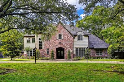 Hunters Creek Village Single Family Home For Sale: 10614 Gawain Lane
