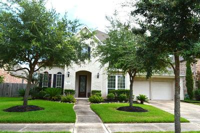Sugar Land Single Family Home For Sale: 3816 Orchard Springs Court