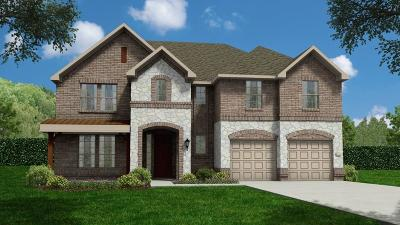 Katy Single Family Home For Sale: 1115 Big River Run Court