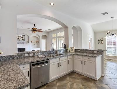 Tomball Single Family Home For Sale: 18514 Memorial Springs Pass