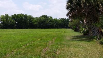 Fort Bend County Farm & Ranch For Sale: Koeblen Road