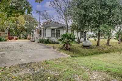 Matagorda Single Family Home For Sale: 487 Wightman Street