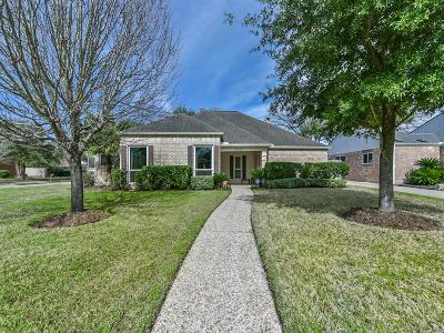 Houston Single Family Home For Sale: 14122 Cherry Mound Road