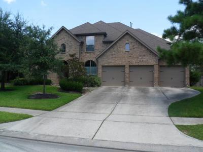 Humble Single Family Home For Sale: 11815 Bandera Creek Lane