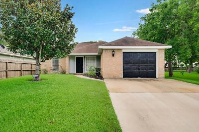 Texas City Single Family Home For Sale: 2533 13th Avenue N