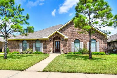 Manvel Single Family Home For Sale: 6515 Texoma Drive