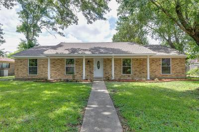 Houston Single Family Home For Sale: 8127 Twin Hills Drive