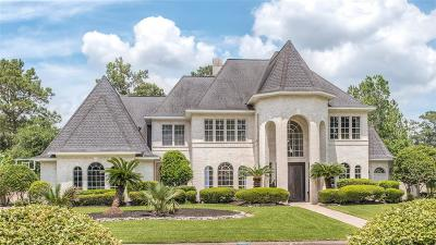 Kingwood Single Family Home Pending: 5503 Beaver Lodge Drive
