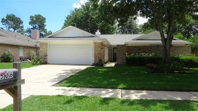 Houston Single Family Home For Sale: 506 Heathgate Drive