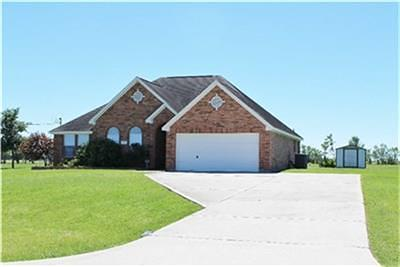 Sealy Single Family Home For Sale: 2395 Settlers Way