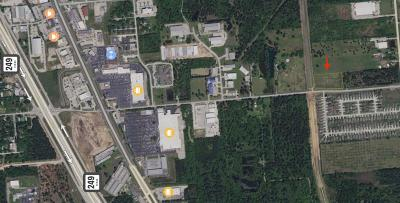 Tomball Residential Lots & Land For Sale: Theis Lane