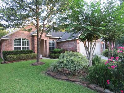 Conroe Single Family Home For Sale: 106 Genesee Ridge Drive