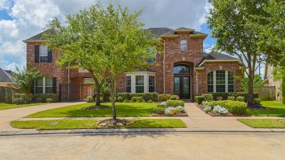Sugar Land Single Family Home For Sale: 7007 Dusty Rose Circle