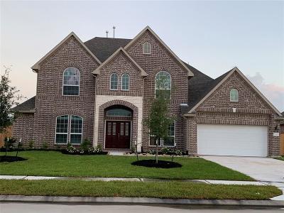 Angleton Single Family Home For Sale: 1341 Laurel Loop