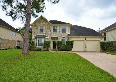 Friendswood Single Family Home For Sale: 1706 Valero Street