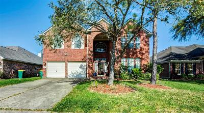 Pearland Single Family Home For Sale: 3222 Vanity Drive