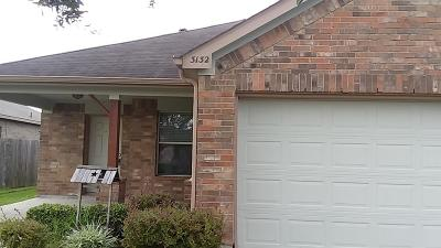 Dickinson Single Family Home For Sale: 3132 Lodgemist Lane