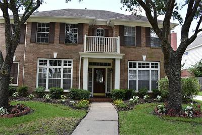 Single Family Home For Sale: 3506 Almond Creek Drive
