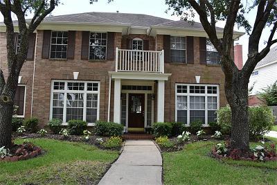 Houston Single Family Home For Sale: 3506 Almond Creek Drive