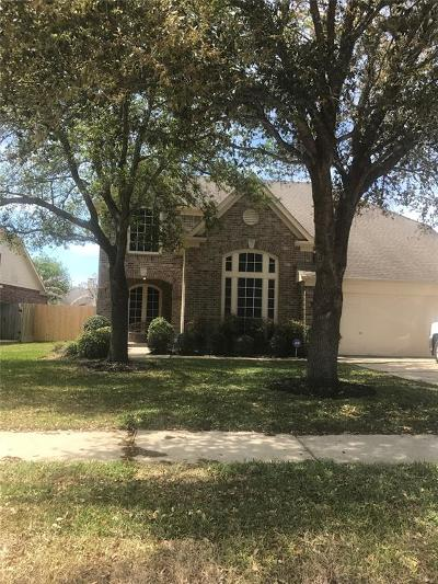 League City TX Single Family Home For Sale: $329,500