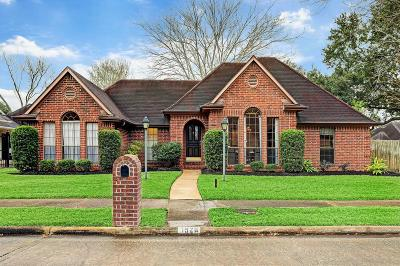 Pearland Single Family Home For Sale: 1926 Prairie Creek Drive