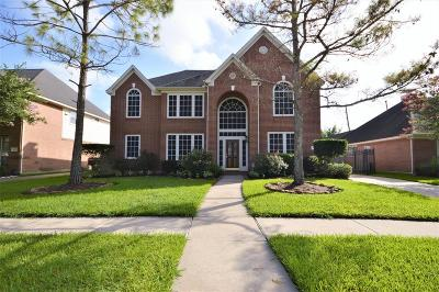 Pearland Single Family Home For Sale: 3411 Lawson Drive