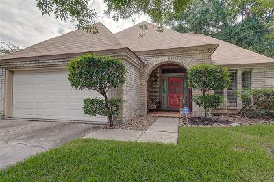 Houston Single Family Home For Sale: 13914 Beckwith Drive