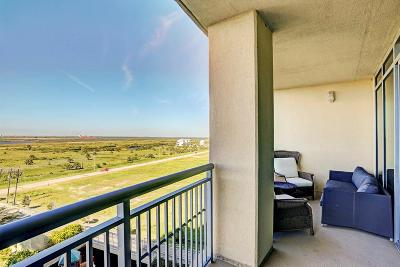 Galveston TX Mid/High-Rise For Sale: $379,000