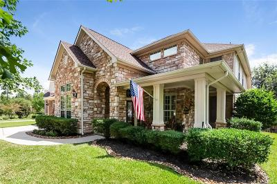 The Woodlands TX Single Family Home For Sale: $475,000