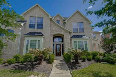 Katy Single Family Home For Sale: 7726 Courtney Manor Lane