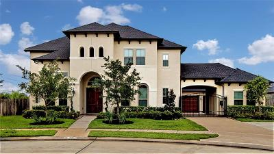 Katy Single Family Home For Sale: 27818 Cold Spring Trace