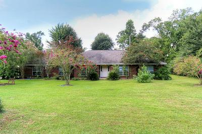 Single Family Home For Sale: 27211 Cherokee Lane
