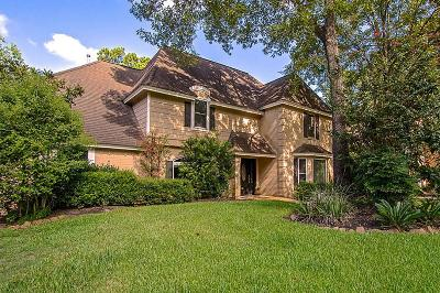 Kingwood Single Family Home For Sale: 2611 Ridge Pine Drive