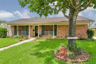 Houston Single Family Home For Sale: 11211 Sageheather Drive
