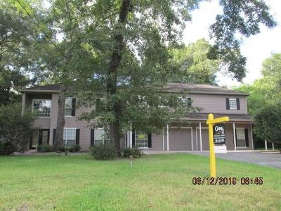 Huffman Single Family Home For Sale: 29015 Commons Oaks Drive