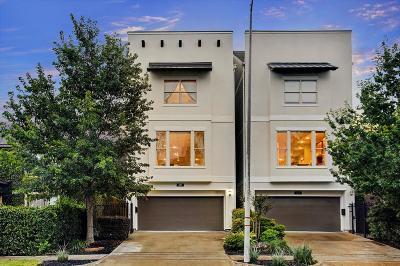 Houston Single Family Home For Sale: 305 W Bell Street