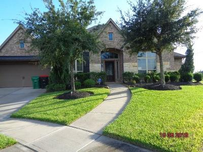 Katy Single Family Home For Sale: 27947 Walsh Crossing Drive