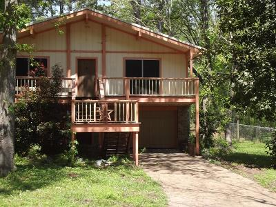 Trinity County Single Family Home For Sale: 127 Hackberry Street