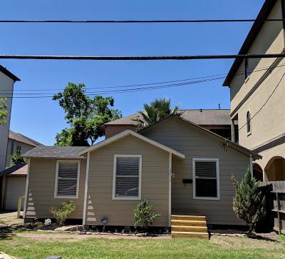 Single Family Home For Sale: 2415 Sherwin Street