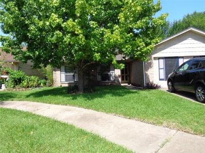 Fort Bend County Single Family Home For Sale: 7310 San Lucas