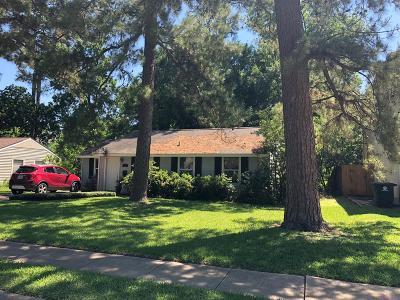 Houston TX Single Family Home For Sale: $500,000